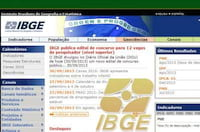 Concurso do IBGE tem vagas para TI; Inscrições abrem hoje