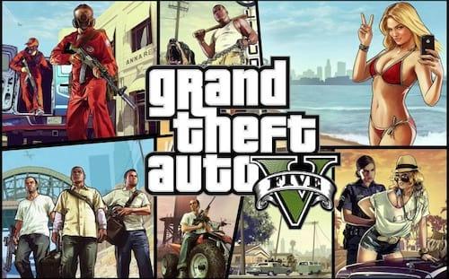 Modo on-line de GTA V é liberado nesta terça-feira