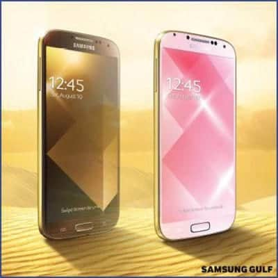 Samsung responde a cr�ticas pela cor de seu Galaxy S4