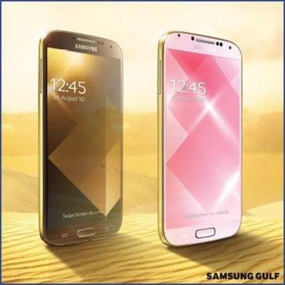 Samsung responde a críticas pela cor de seu Galaxy S4