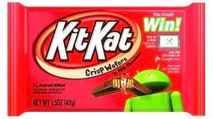 KitKat irá sortear mil Nexus 7 para região Sul e Sudeste do Brasil