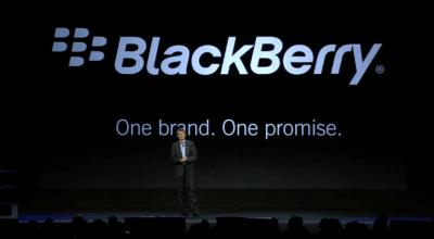 Google e Samsung est�o na briga para comprar a Blackberry