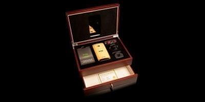 HTC lança edição limitada do modelo One fabricado em ouro de verdade