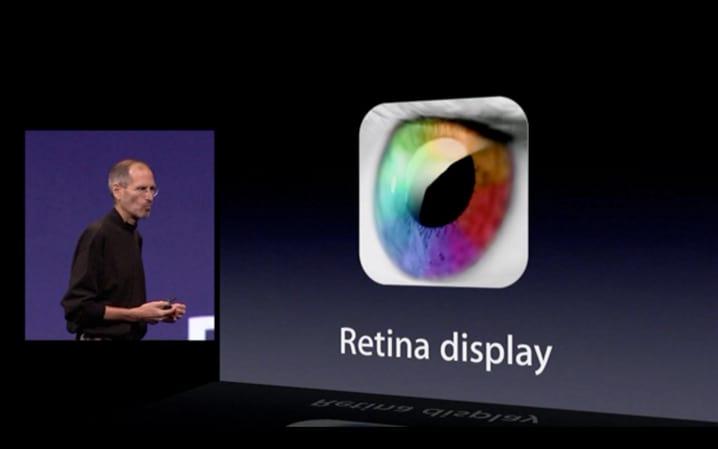 O que é Retina Display?
