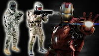 Exército dos Estados Unidos encomenda novos fardamentos ao estilo Homem de Ferro