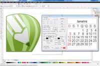 Como criar um calendário - Corel Draw
