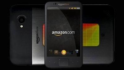 Amazon fecha parceria com HTC para criar sua linha de smartphones