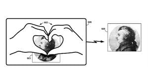 Google patenteia gesto demonstração de coração