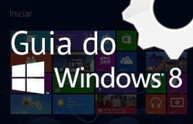 """Windows 8: Recuperando o menu """"Iniciar"""""""