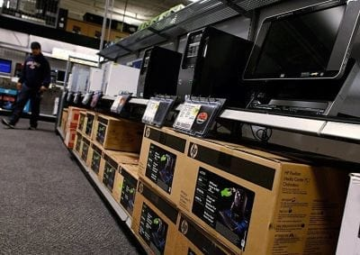 Vendas de computadores no mundo não param de cair