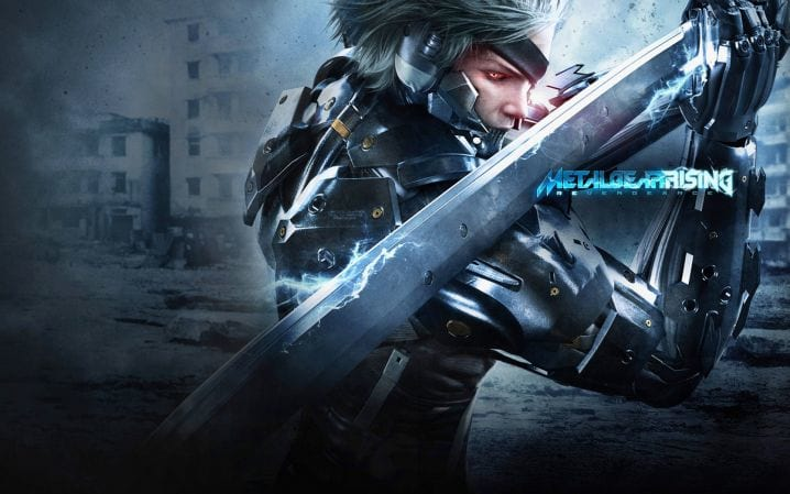 Metal Gear Rising: Revenged