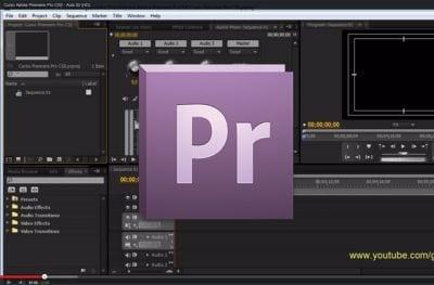 Adobe Premiere Pro CS5 - Painel Project - videoaula 004