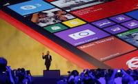 Lumia 2520 é a arma da Nokia no mundo dos tablets