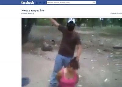 Facebook volta a liberar vídeos e imagens de decapitações