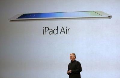 iPad Air e iPad mini Retina são os grandes lançamentos da Apple