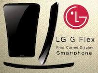 LG G Flex: smartphone com tela de 6 polegadas em curva