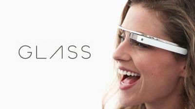 Google projeta Google Glass com novo design