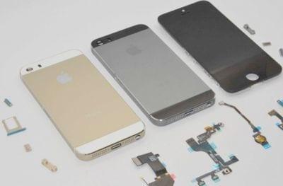 iPhone 5S apresenta problemas na fabricação de sua bateria
