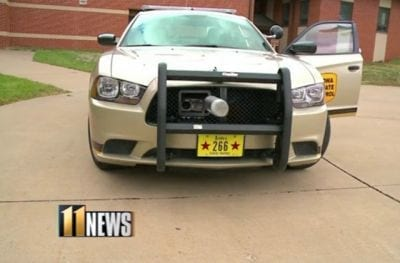 Polícia americana testa bala com GPS em perseguições