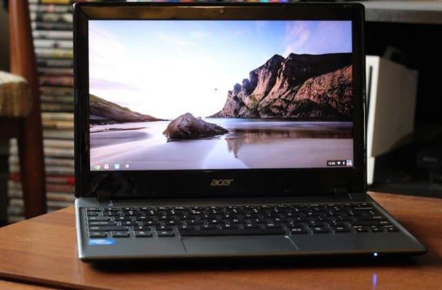 Primeiro Chromebook da Acer chega ao Brasil
