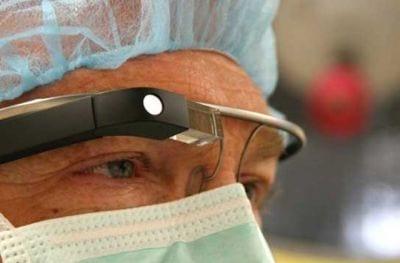 Médico registra cirurgia em SP utilizando um Google Glass
