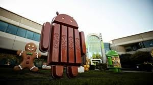 Android KitKat vai ter suporte para Google Glass e relógio inteligente