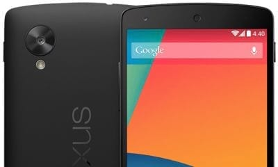 Nexus 5 irá chegar ao Brasil no primeiro trimestre de 2014