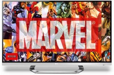Netflix e Marvel fecham parceria por conteúdos exclusivos
