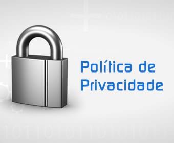 O que é Política de privacidade ou Termos de segurança?