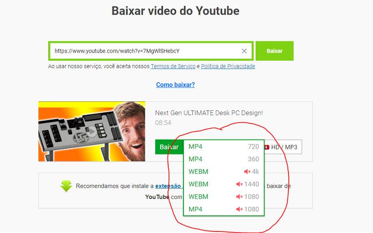 Como Baixar Vídeos Do Youtube Sem Usar Programas 2021
