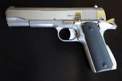 Veja a primeira arma de metal feita por uma impressora 3D