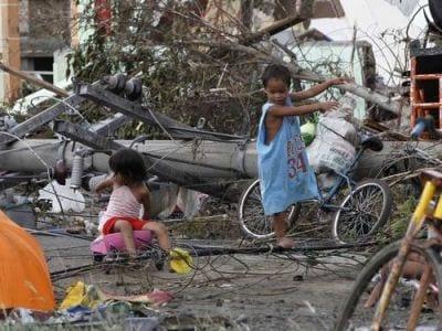 Google lança ferramentas para ajudar vítimas de tufão nas Filipinas