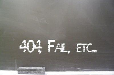 Palavras como 404, Fail, Papa Francisco são mais digitadas na internet