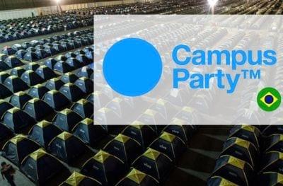Campus Party 2014 terá internet ultraveloz e presença de roqueiro famoso