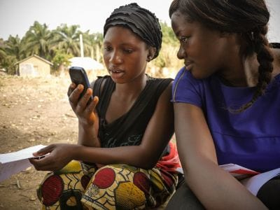 Samsung projeta aumentar mercado de smartphones na África
