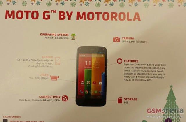 Moto G é o aparelho de baixo custo com potencial para concorrer com os grandes