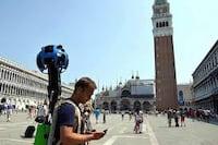 Visite Veneza através do Google Street View