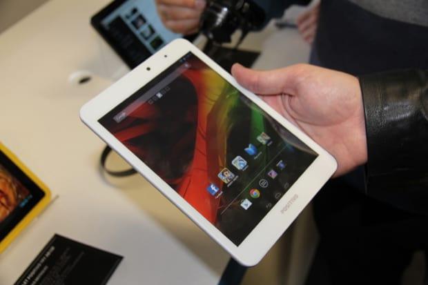 Positivo anuncia Tablet Positivo Mini de 7,85 polegadas