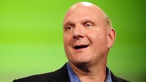 Ballmer revela motivo de saída da Microsoft