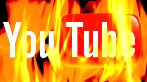O Youtube ficou fora do ar por 30 minutos