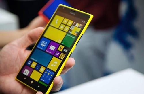 Nokia pode lançar aparelho com touch 3D em 2014