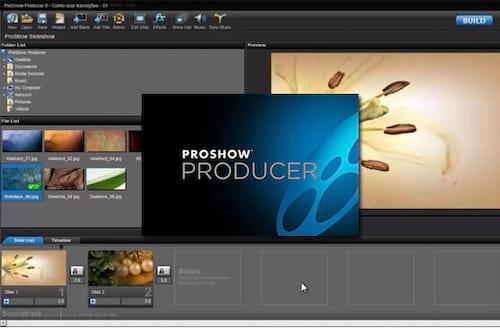 Proshow Producer 5 - Criando transições