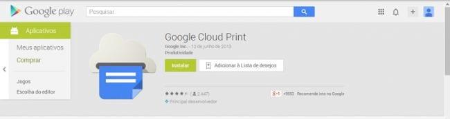 Como imprimir documentos direto do smartphone?