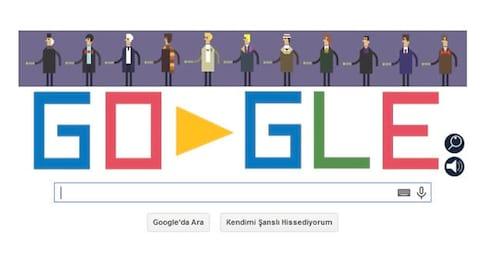 Google homenageia aniversário da série Doctor Who através de seu Doodle
