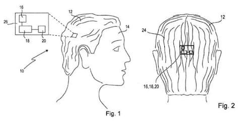 Smartperuca? Sony registra patente curiosa