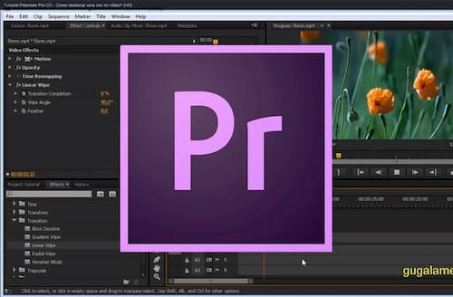 Adobe Premiere Pro CC - Destacando uma cor do vídeo