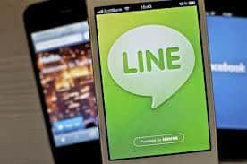 Line, aplicativo de mensagens concorr�nte do Skype, chega a 300 milh�es de usu�rios
