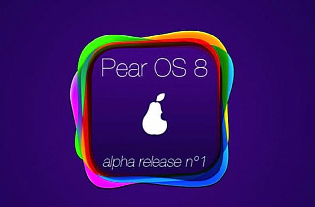 Pear OS, um clone do Mac OS X?