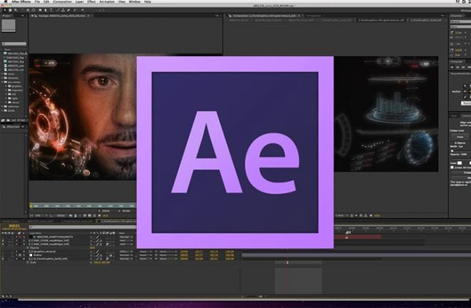 Adobe After Effects CS6 - RAM Preview