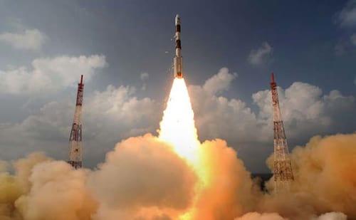 Primeira missão da Índia rumo a Marte ultrapassa China